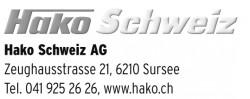 Hako Schweiz AG